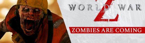 World War Z Lead Character
